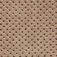 Low-top sneaker perforated summer suede sand